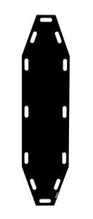 Narrow Transfer Board anti static
