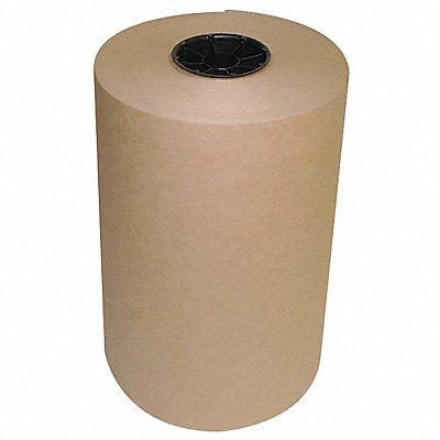 Kraft Paper 50 lb Basis Weight 720 ft Length 12 Width Brown Color