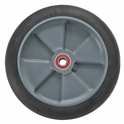Wheel 8  Rubber For Use With Magliner Hand Trucks