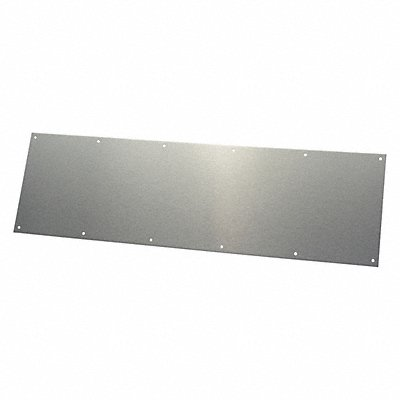Door Protection Plate Stainless Steel Armor 12 Height 34 Width