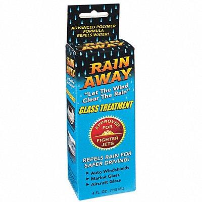 Rain Repellent 4 oz. Plastic Bottle Water Repellent -165 Freezing Point (F)