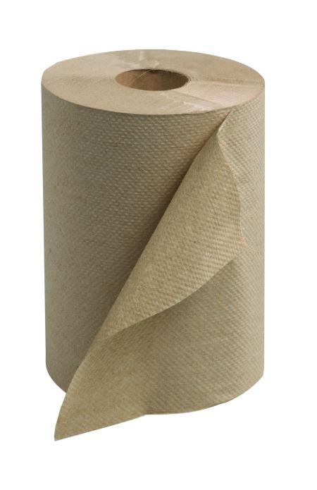"Tork RK350A Universal 8""x350' Kraft Paper Roll Towel, 12/Case"