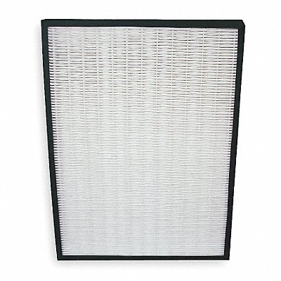 1-1/2x13-7/16x17-7/8 HEPA Carbon Filter Frame Included Yes