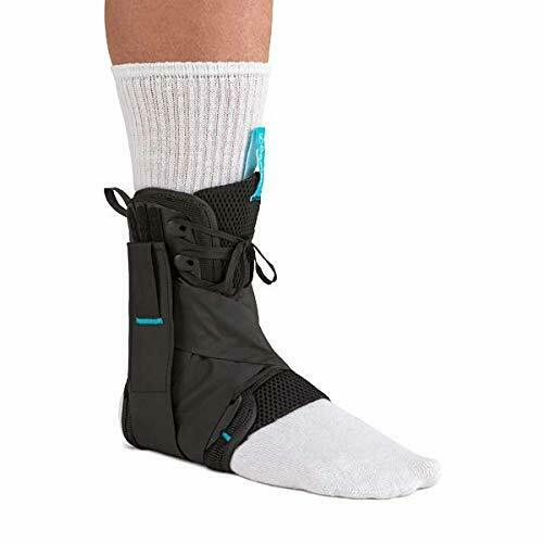 Ossur Formfit Ankle Brace with Figure 8 Straps Quick lace up for easy to donning