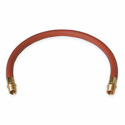 3/4 Air/Water Lead Hose Hose Length 3 ft.
