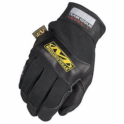 Fire Retardant Gloves L Black PR